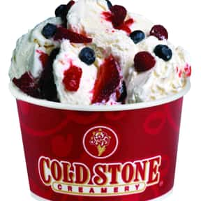 Cold Stone Creamery is listed (or ranked) 11 on the list The Best American Restaurant Chains