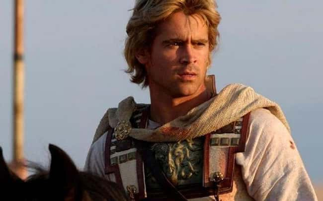 Colin Farrell is listed (or ranked) 5 on the list The Biggest Facepalms in Movie Casting History