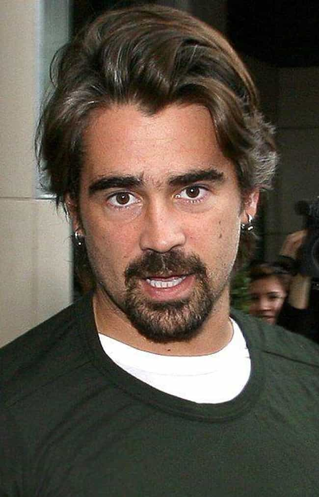 Colin Farrell is listed (or ranked) 3 on the list 50+ Celebrities Who Have Been Stalked