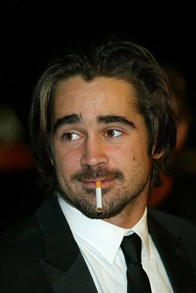 Colin Farrell is listed (or ranked) 4 on the list 35 Celebrities Who Became Famous After 30