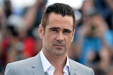 Colin Farrell is listed (or ranked) 2 on the list Men Who Salma Hayek Has Dated