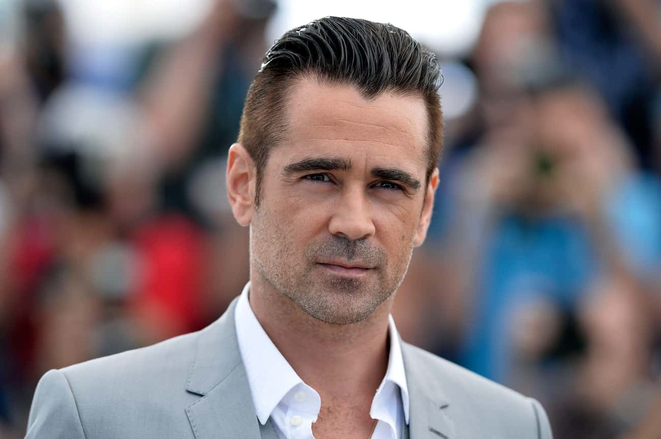 Colin Farrell is listed (or ranked) 2 on the list Famous People Born in 1976