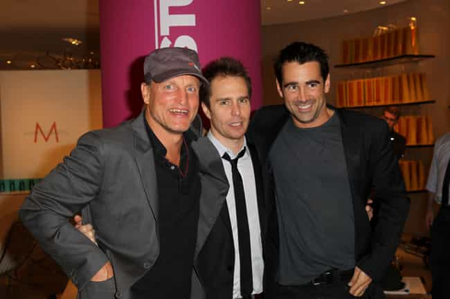 Colin Farrell is listed (or ranked) 3 on the list The Best Famous Guys to Hit a Strip Club With