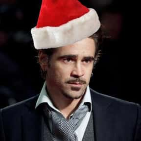 Colin Farrell is listed (or ranked) 25 on the list Male Celebrities You'd Want Under Your Christmas Tree