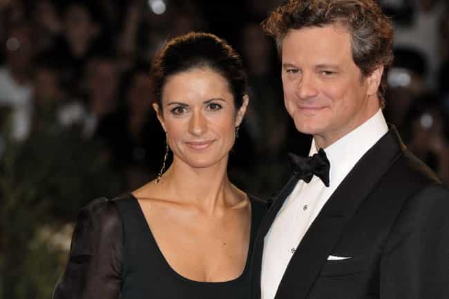 Colin Firth is listed (or ranked) 3 on the list Celebrity Couples Who Broke Up In 2019