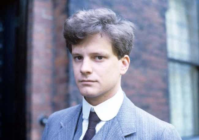 Colin Firth is listed (or ranked) 8 on the list The Hottest Pictures of Older Actors When They Were Young