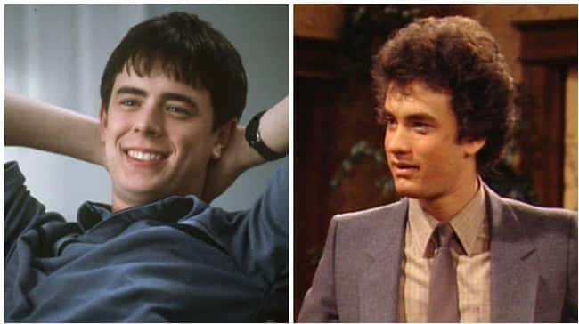 Colin Hanks is listed (or ranked) 10 on the list 18 Photos Of Celebrities And Their Famous Parents At The Same Age