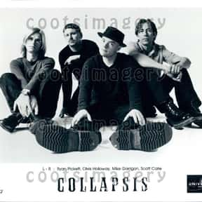 Collapsis is listed (or ranked) 14 on the list List of Famous Bands from Chapel Hill