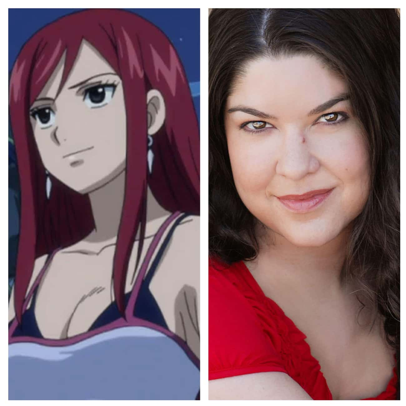 Colleen Clinkenbeard is listed (or ranked) 2 on the list The 15 Greatest English Anime Voice Actors Of All Time