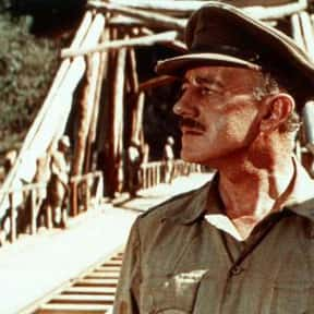 Colonel Nicholson is listed (or ranked) 3 on the list The Very Best Oscar Winning Performances