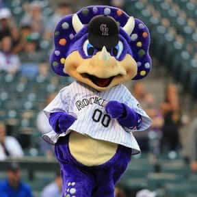 Dinger is listed (or ranked) 12 on the list The Best Mascots in Major League Baseball