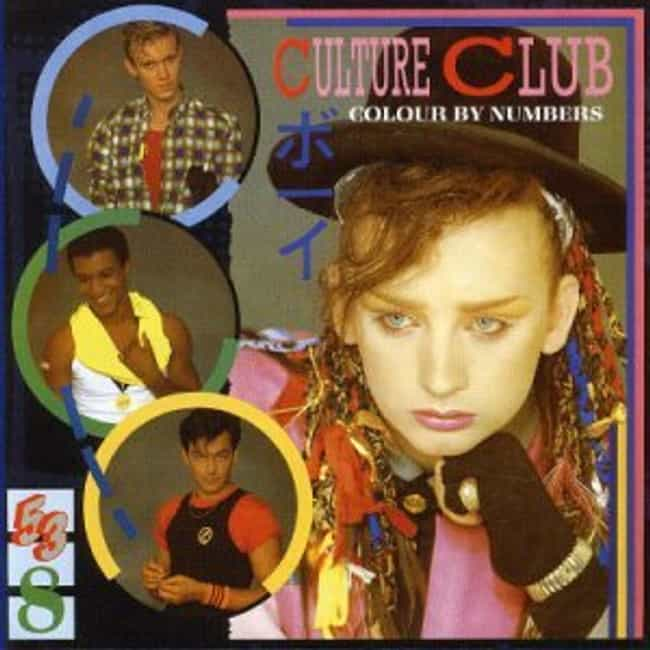 Colour by Numbers is listed (or ranked) 1 on the list The Best Culture Club Albums of All Time