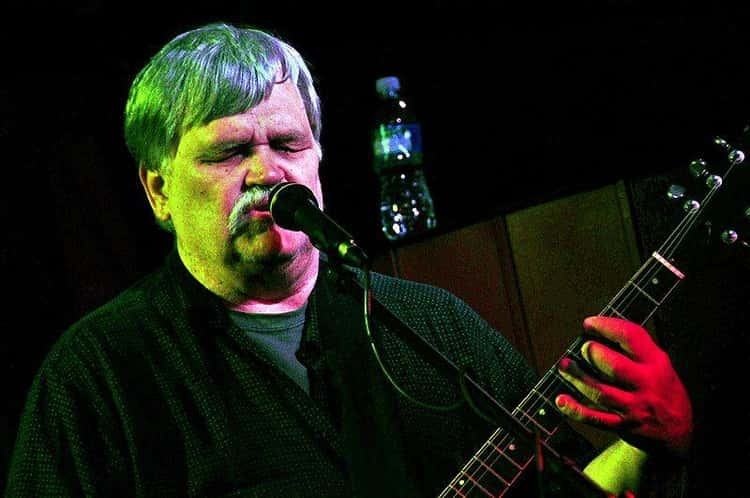 Col. Bruce Hampton Collapsed On Stage At His Birthday Party