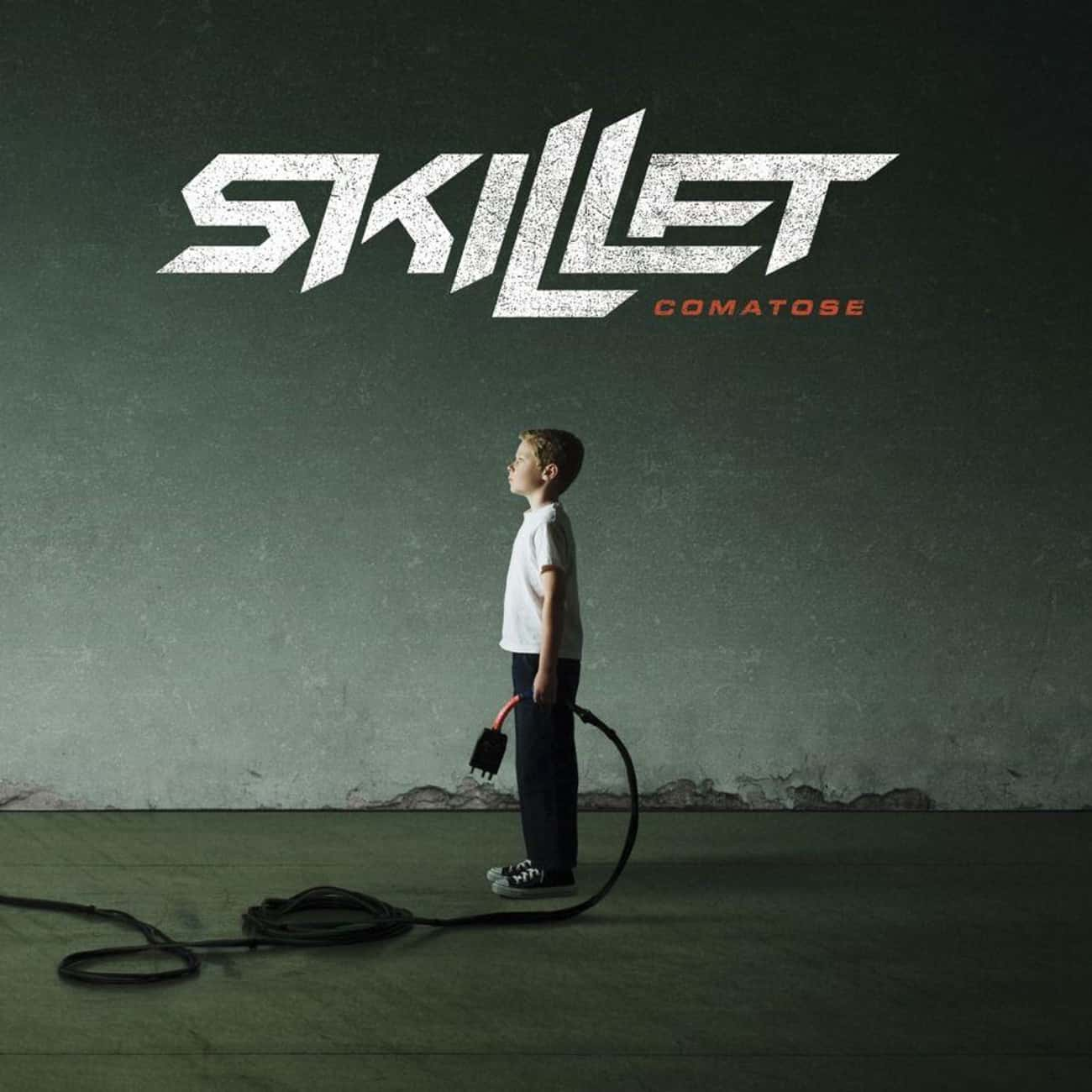 Comatose is listed (or ranked) 1 on the list The Best Skillet Albums of All Time