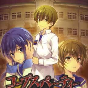 Corpse Party is listed (or ranked) 5 on the list The Top Horror Anime of All Time