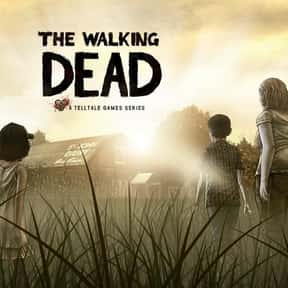 The Walking Dead is listed (or ranked) 24 on the list The Best Point and Click Adventure Games Of All Time