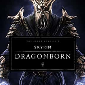 The Elder Scrolls V: Skyrim –  is listed (or ranked) 4 on the list The Best The Elder Scrolls Games