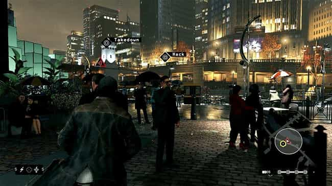 Watch Dogs is listed (or ranked) 4 on the list 14 Formerly Great Gaming Franchises That Are Terrible Now