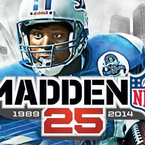 Madden NFL 25 is listed (or ranked) 4 on the list The Best Xbox 360 Football Games