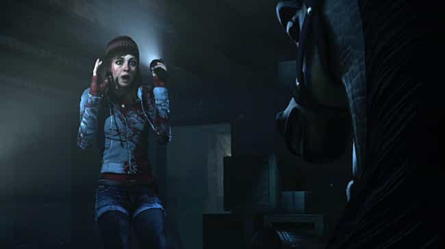 Until Dawn is listed (or ranked) 1 on the list 19 PS4 Games That Are Pretty Good, Not Great, But Pretty Good