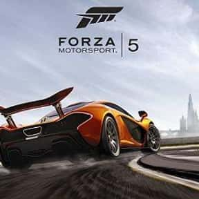 Forza Motorsport 5 is listed (or ranked) 25 on the list The Most Popular Xbox One Games Right Now