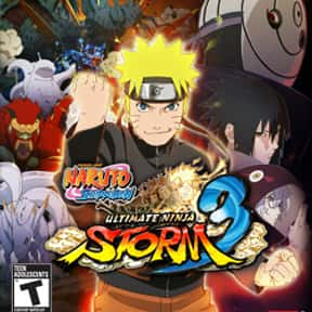 Naruto Shippuden: Ultimate Nin is listed (or ranked) 2 on the list The Best Anime Video Games Of All Time