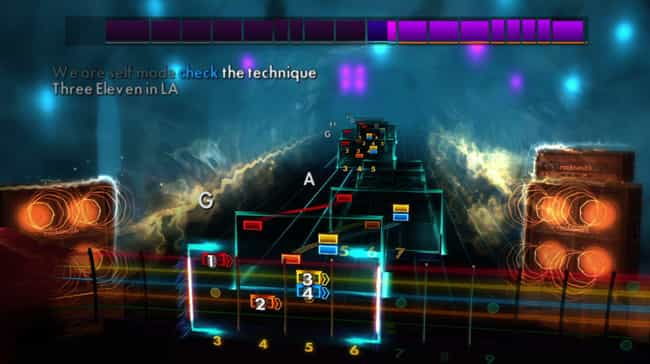 Rocksmith is listed (or ranked) 3 on the list Video Games That Can Teach You Real-World Skills