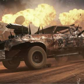 Mad Max is listed (or ranked) 16 on the list The Best PlayStation 4 Action Games
