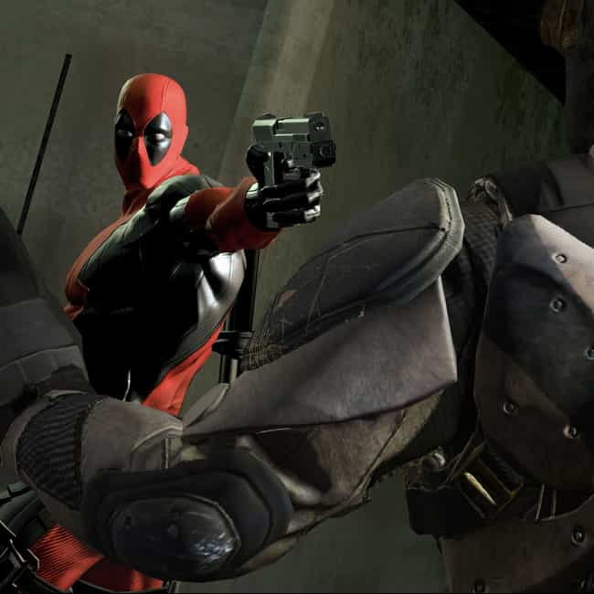 Deadpool is listed (or ranked) 1 on the list Video Games with the Funniest Achievements