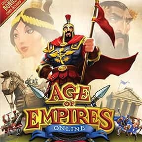 Age of Empires Online is listed (or ranked) 14 on the list The Best Age Of Empires Games