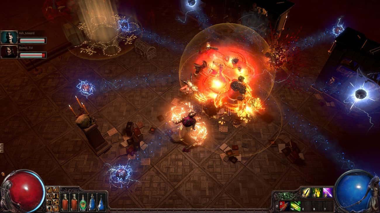 Path of Exile is listed (or ranked) 2 on the list 15 Games You Need To Play If You Love 'RuneScape'