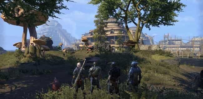 The Elder Scrolls Online... is listed (or ranked) 3 on the list Games That Just Didn't Live Up to Their Hype