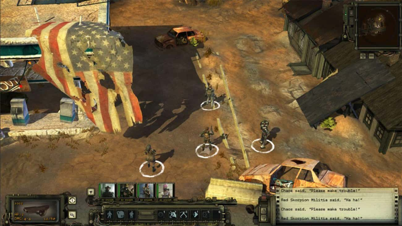 Wasteland 2 is listed (or ranked) 3 on the list 16 Games You Need To Play If You Love The 'Fallout' Franchise