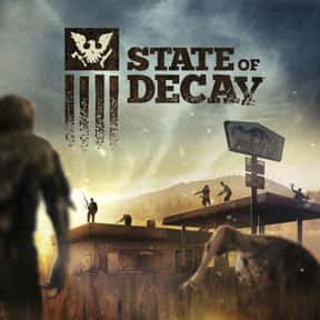 State of Decay is listed (or ranked) 13 on the list The Best Xbox 360 Arcade Games
