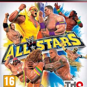 WWE All Stars is listed (or ranked) 24 on the list The Best Wrestling Games of All Time