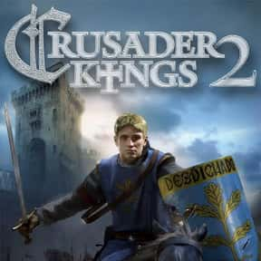 Crusader Kings II is listed (or ranked) 1 on the list The Greatest Government Simulation Games Of All Time