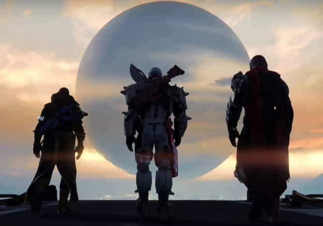Destiny is listed (or ranked) 2 on the list 10 Hyped-Up RPGs That Are Extremely Overrated