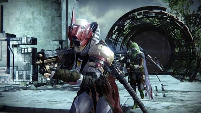Destiny is listed (or ranked) 2 on the list Video Games That Launched Unplayable But Were Eventually Pleasant Surprises