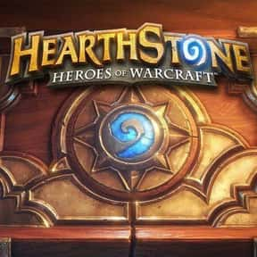 Hearthstone: Heroes of Warcraf is listed (or ranked) 24 on the list The Best Games To Play Online