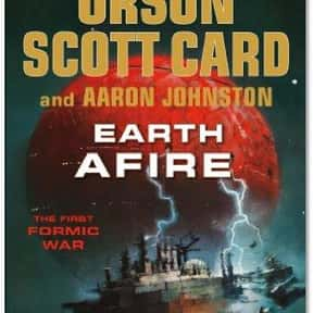 Earth Afire is listed (or ranked) 5 on the list The Best Orson Scott Card Books