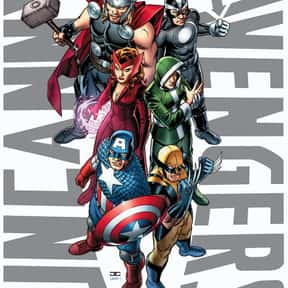 Uncanny Avengers is listed (or ranked) 13 on the list The Best Thor Versions Of All Time