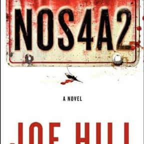 NOS4A2 is listed (or ranked) 1 on the list The Most Popular Horror Novels Of The 2010s