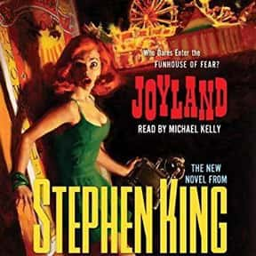 Joyland is listed (or ranked) 14 on the list The Best Stephen King Audiobooks