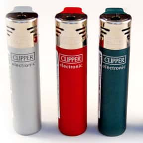 Clipper is listed (or ranked) 3 on the list The Best Lighter Brands