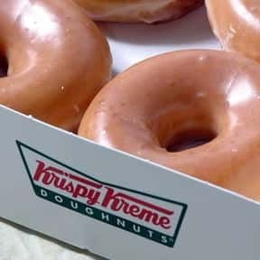 Krispy Kreme Doughnuts is listed (or ranked) 22 on the list The Best American Foods