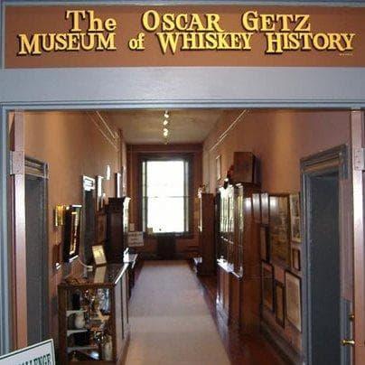 Oscar Getz Museum of Whiskey History on Random Food Museums Around World