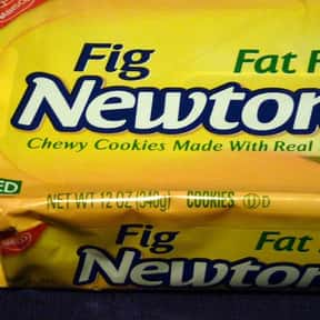 Fig Newtons is listed (or ranked) 21 on the list The Best Store-Bought Cookies