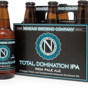 """Ninkaski """"total domination"""" IP is listed (or ranked) 17 on the list The Best India Pale Ales"""