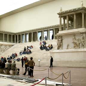 Pergamonmuseum is listed (or ranked) 18 on the list The Best Museums in the World