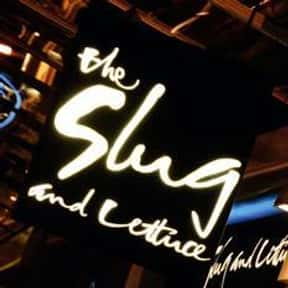 Slug and Lettuce is listed (or ranked) 21 on the list The Best Restaurant Chains of the UK